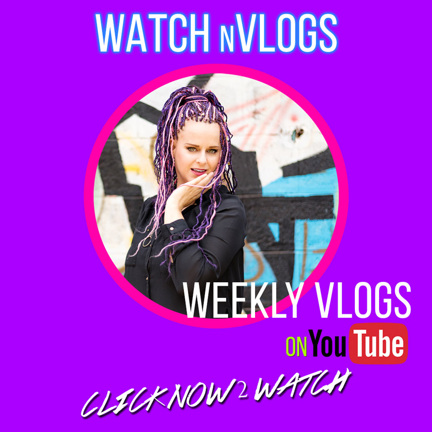 Watch Natalie Brown Videos on YouTube Vlogs Music