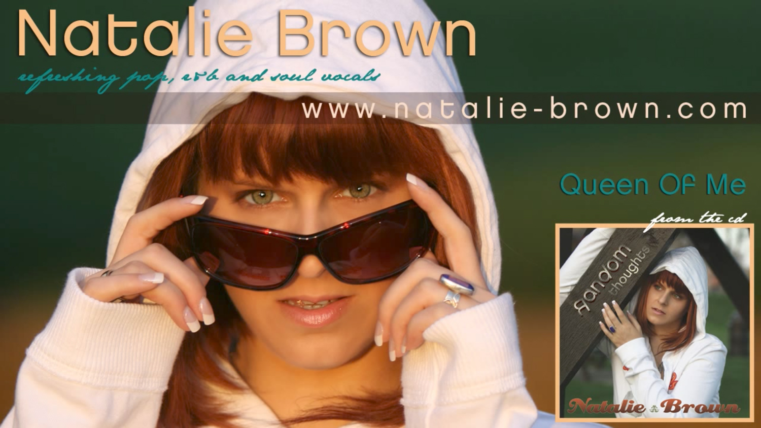 Natalie Brown | Queen of Me | Random Thoughts