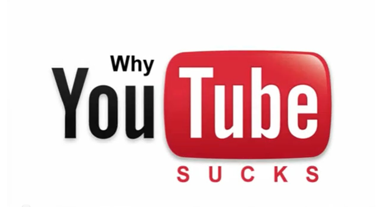 This Sucks! My YouTube Channel is Broken.